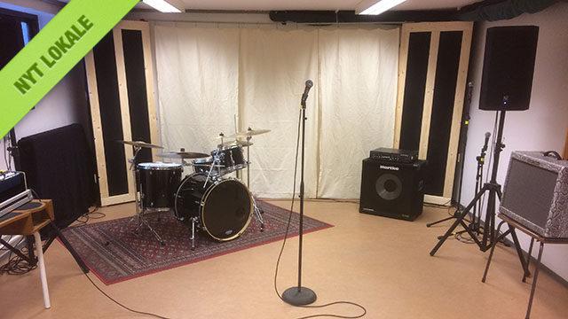 Band øvelokale Odense